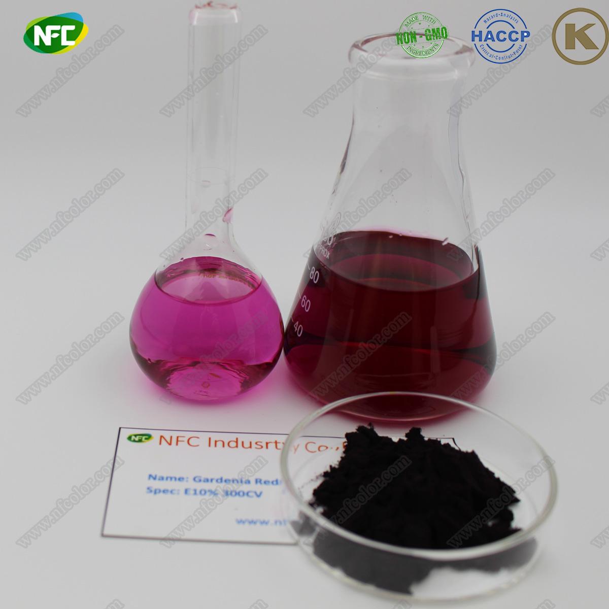 Gardenia Red,natural food coloring,certified organic colors,natural ...